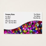 Bead Business Cards