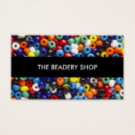 Bead Crafting Business Cards