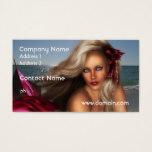 Beautiful Mermaid Business Card