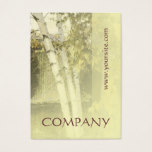 Birches Harmony 1 Business Card