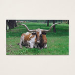 Cattle Rancher Farmer  Business Card