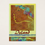 Island Designs Business Card