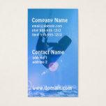 Kitesurfing Air Business Card
