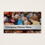 Lapidary Business Cards