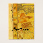 Northwest Native Business Card