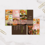 PixDezines CATERING Business Card