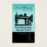 Pro Seamstress: Dressmaker, Patternmaker, Designer Business Card