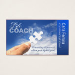 PROMOTIONAL for Life Coach Spiritual Counseling Business Card