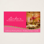Wedding Planner - Business Card